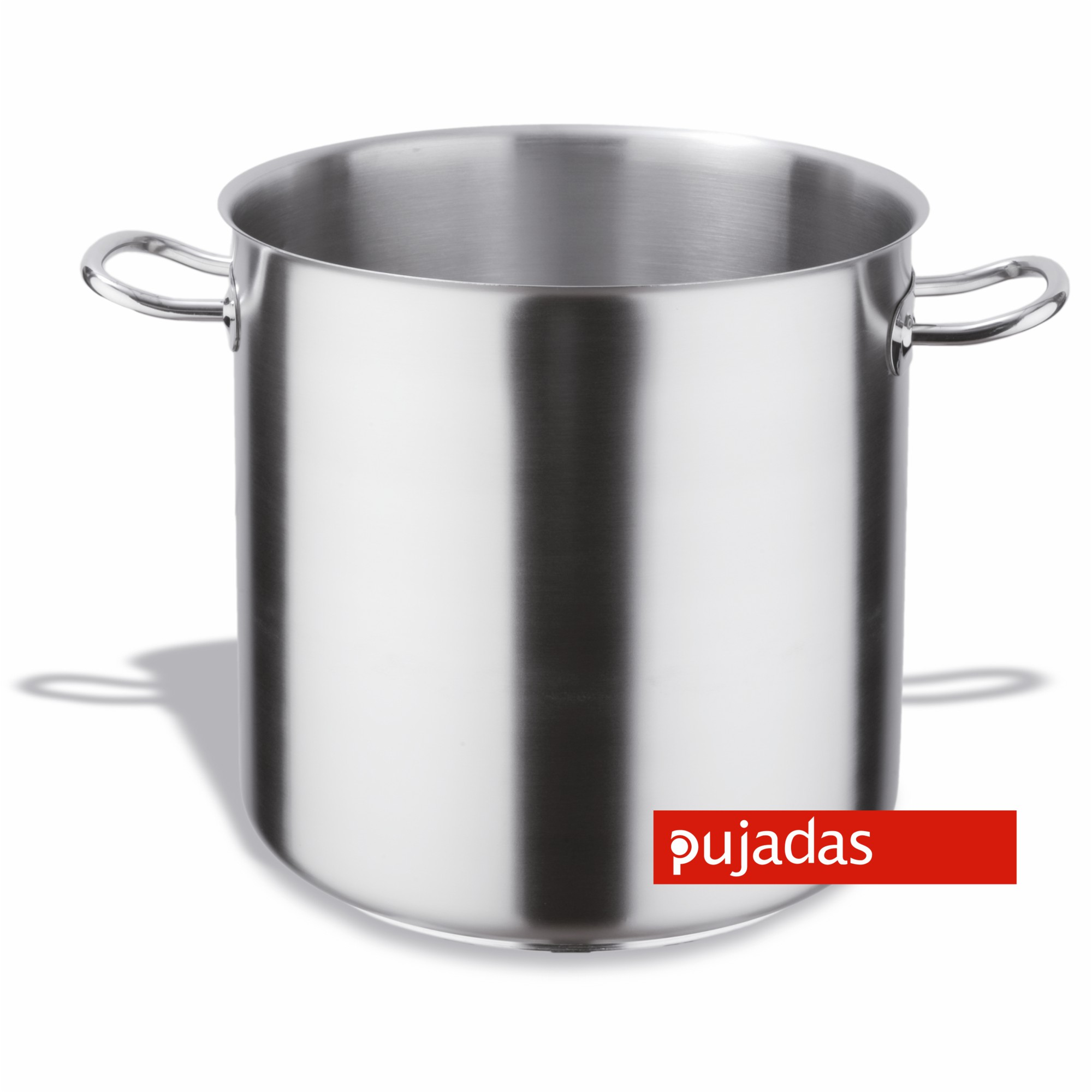 INOX-PRO 218 STOCK POT WITHOUT LID
