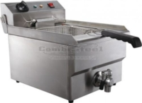 ELECTRIC COUNTER FRYER 1X8 L - 7455.1000