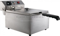 ELECTRIC COUNTER FRYER 1X6 L - 7455.1003