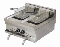 BASE 600 ELECTRIC FRYER 2X8 L - 7478.0135
