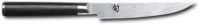 "BLADE TYPES - Steak knife # DM-0711, Blade 4.75"" / 12,0 cm, Handle 10,4 cm"