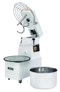 DOUGH MIXER 32 L EXTRACTABLE BOWL - 7485.0110