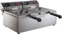 ELECTRIC COUNTER FRYER 2X6 L - 7455.1008