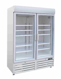 FREEZER 2 GLASS DOORS - 7450.0157