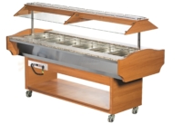 HOT BUFFET GN 6/1 - 7478.0012