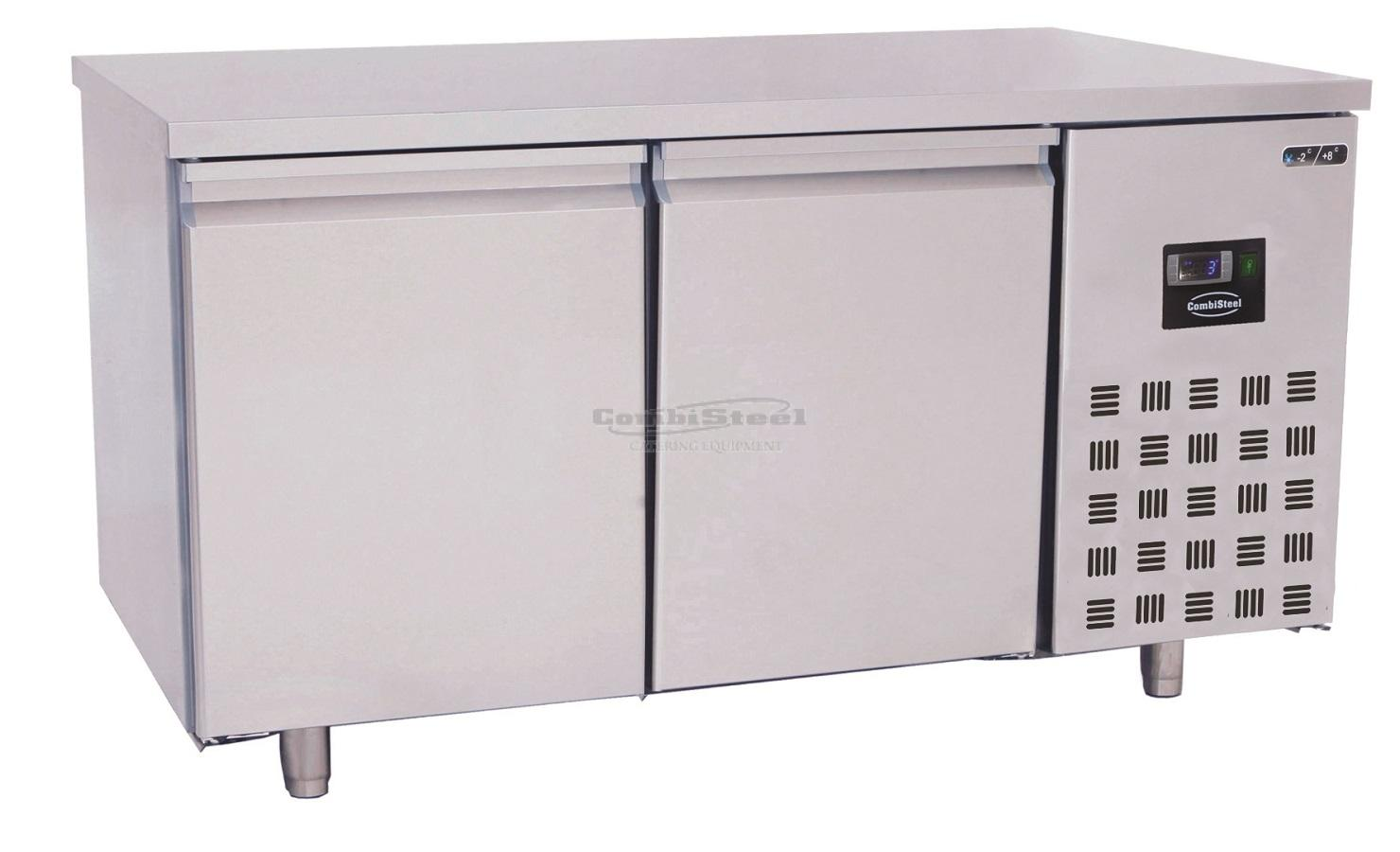 REFRIGERATED BAKERY COUNTER 2 DOORS - 7489.5250 | Spiteri Catering