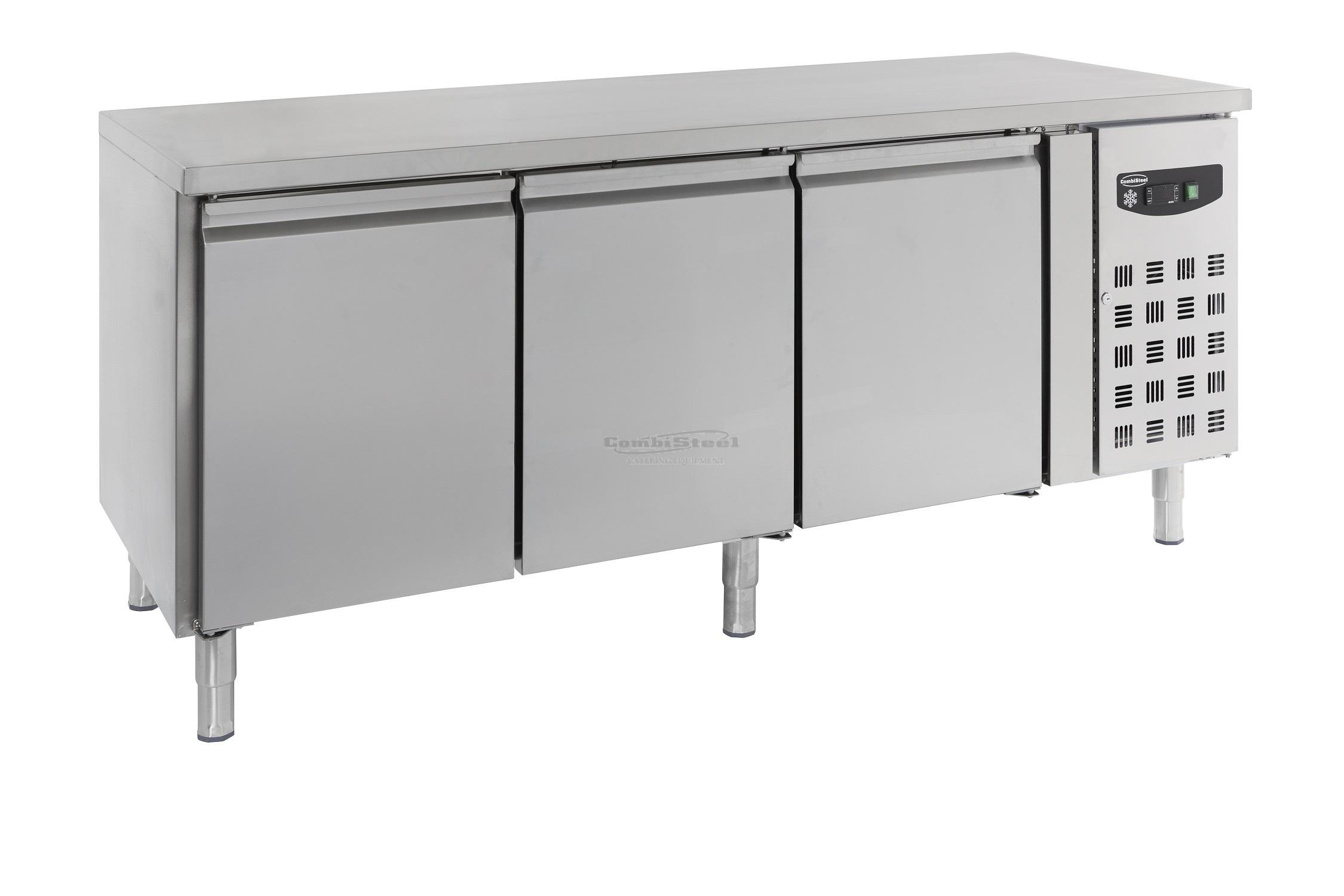REFRIGERATED BAKERY COUNTER 3 DOORS - 7450.1220 | Spiteri Catering