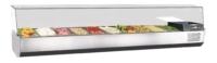 REFRIGERATED COUNTER TOP 10X 1/3 GN - 7489.5245