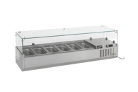REFRIGERATED COUNTER TOP 1/3 GN - 7450.0015