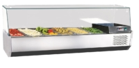 REFRIGERATED COUNTER TOP 6X 1/3 GN - 7489.5240