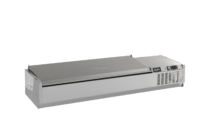 REFRIGERATED COUNTER TOP SS TOP 1/4 GN - 7450.0025